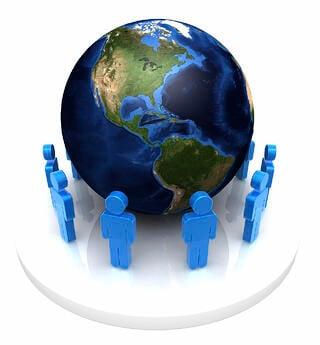 world's social networks