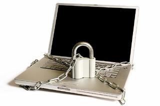 laptop secure