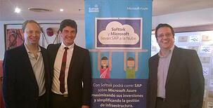 Néstor Henríquez, Softtek, Gastón Fourcade, Microsoft
