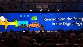Microsoft en la era de la Conectividad