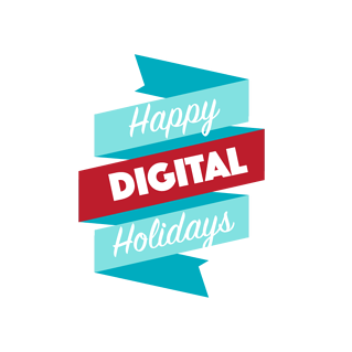 happy digital holidays