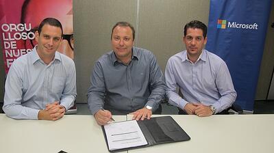 Softtek, Licensing Solution Partners (LSP), Microsoft