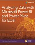 analyzing data with microsoft power bi book