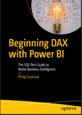 beginning dax with power bi book