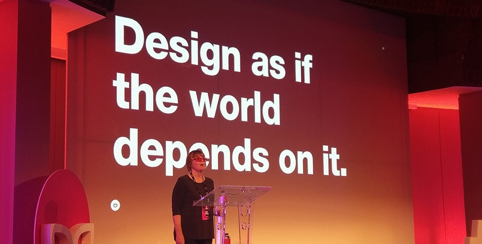 Designing Tomorrow. Channeling your creative leadership – Holly Thorsen